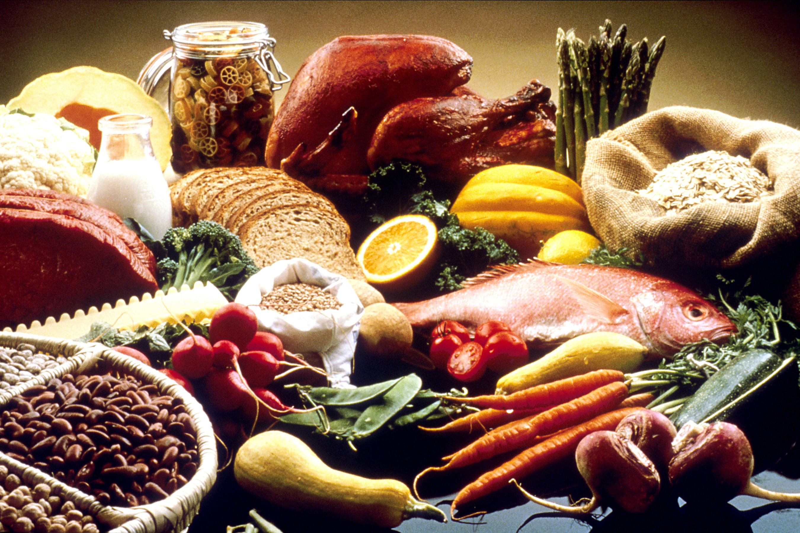 nutritional food sources